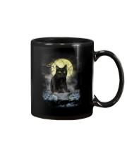 Black Cat Moon 2205 Mug thumbnail