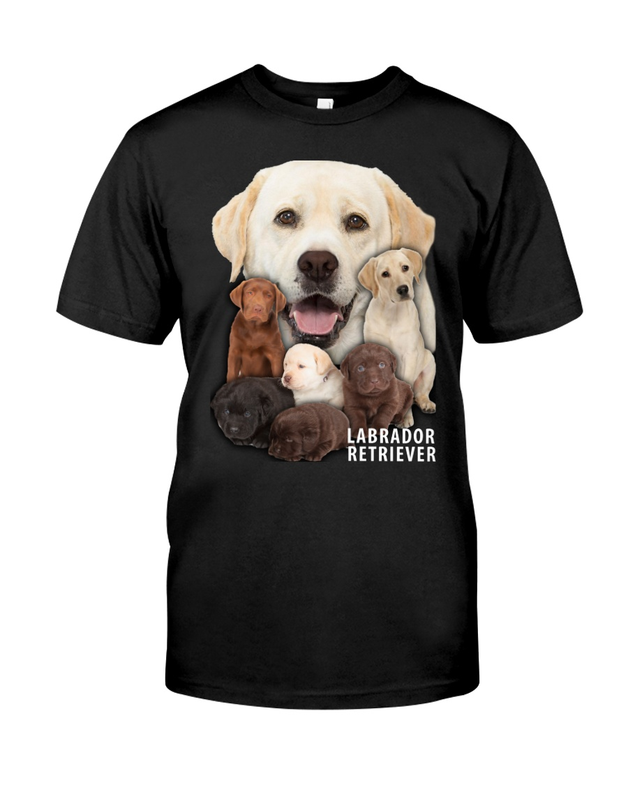Labrador Retriever Awesome Classic T-Shirt
