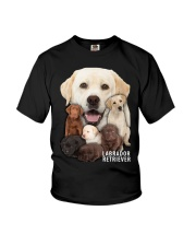 Labrador Retriever Awesome Youth T-Shirt thumbnail