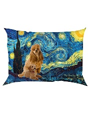 Poodle Star 2604 Rectangular Pillowcase front