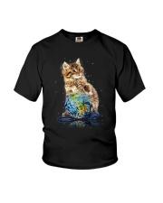 Cat My World 2604 Youth T-Shirt thumbnail