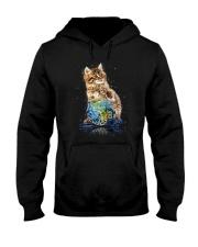 Cat My World 2604 Hooded Sweatshirt thumbnail