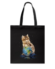 Cat My World 2604 Tote Bag thumbnail