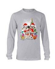 ZEUS - Shih Tzu Christmas - 2909 - A9 Long Sleeve Tee thumbnail
