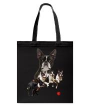 GAEA - Boston Terrier Runnig 1403 Tote Bag thumbnail