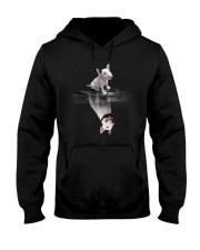 GAEA - Bull Terrier Dream New - 0908 - 4 Hooded Sweatshirt thumbnail
