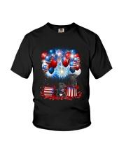 Cane Corso Holiday D2105 Youth T-Shirt thumbnail