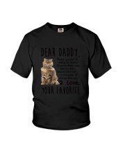Selkirk Rex Daddy 2805 Youth T-Shirt thumbnail