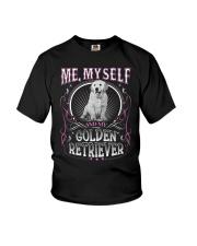 Golden Retriever Me Youth T-Shirt thumbnail