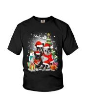 French Bulldog Christmas - 2809 - 74 Youth T-Shirt thumbnail