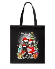 French Bulldog Christmas - 2809 - 74 Tote Bag thumbnail