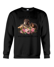 GAEA - German Shepherd Mom 1204 Crewneck Sweatshirt thumbnail