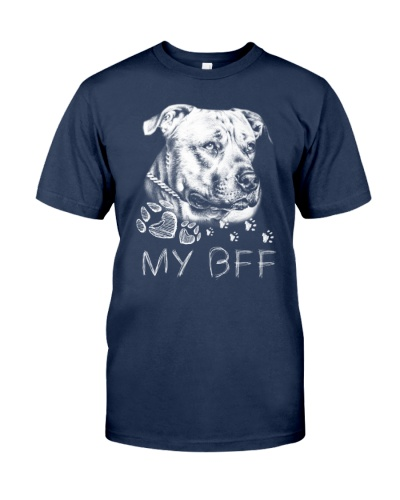 American Staffordshire Terrier Pencil BFF