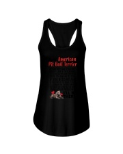 American Pit Bull Terrier Will Be There 0606 Ladies Flowy Tank thumbnail