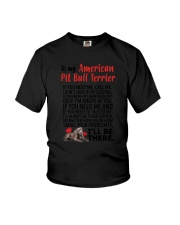 American Pit Bull Terrier Will Be There 0606 Youth T-Shirt thumbnail