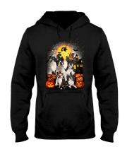Boston Terrier Halloween Hooded Sweatshirt thumbnail