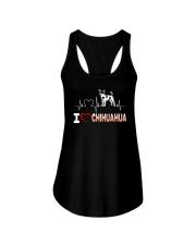 I-Chihuahua Ladies Flowy Tank thumbnail