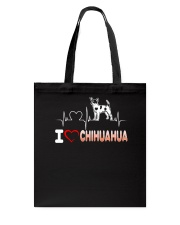 I-Chihuahua Tote Bag thumbnail