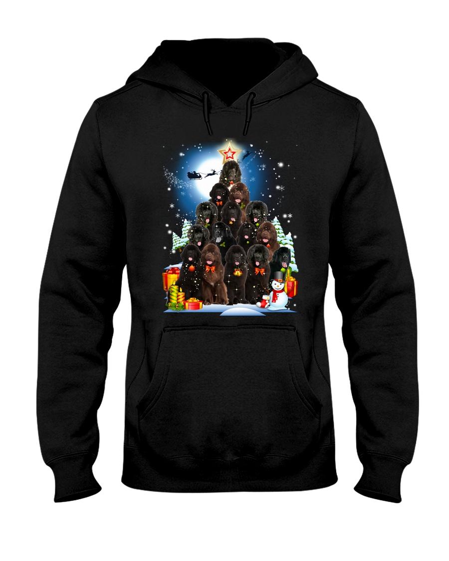 GAEA - Newfoundland Pine - 1810 - 88 Hooded Sweatshirt