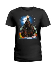 GAEA - Newfoundland Pine - 1810 - 88 Ladies T-Shirt thumbnail