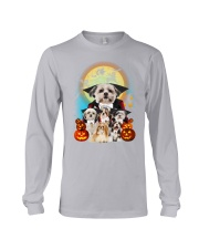 Shih Tzu Dracula - 2208 - 16 Long Sleeve Tee thumbnail