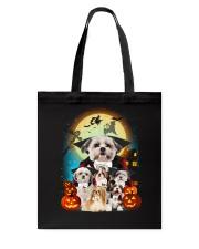 Shih Tzu Dracula - 2208 - 16 Tote Bag thumbnail