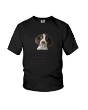German Shorthaired Pointer Human Dad 0206 Youth T-Shirt thumbnail