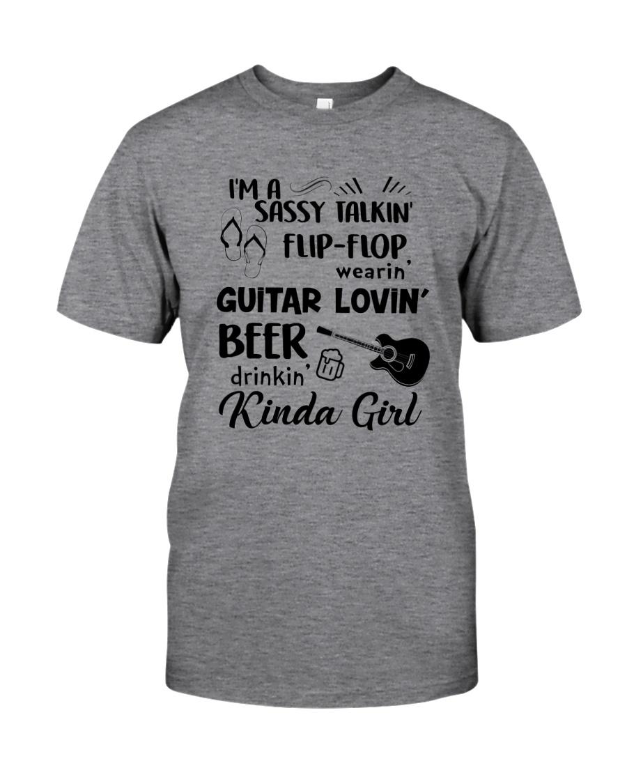 Guitar Lovin' 2304 Classic T-Shirt