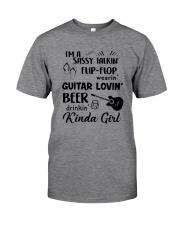 Guitar Lovin' 2304 Classic T-Shirt front