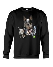 GAEA - Australian Cattle Dog Runnig 1403 Crewneck Sweatshirt thumbnail