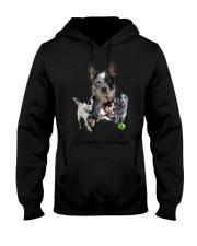 GAEA - Australian Cattle Dog Runnig 1403 Hooded Sweatshirt thumbnail