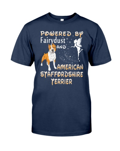 American Staffordshire Terrier FD