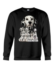 Dalmatian Awesome 0506 Crewneck Sweatshirt thumbnail
