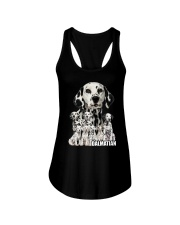 Dalmatian Awesome 0506 Ladies Flowy Tank front