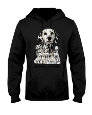 Dalmatian Awesome 0506 Hooded Sweatshirt thumbnail