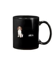 Beagle Believe Me 0506 Mug tile