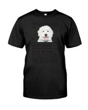 Old English Sheepdog Human Dad 0206 Classic T-Shirt thumbnail