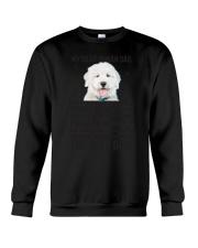 Old English Sheepdog Human Dad 0206 Crewneck Sweatshirt thumbnail