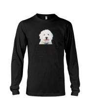 Old English Sheepdog Human Dad 0206 Long Sleeve Tee thumbnail