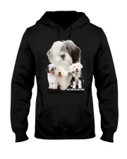 Old English Sheepdog Awesome Hooded Sweatshirt thumbnail