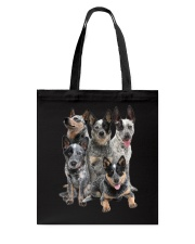 Australian Cattle Dog Five Tote Bag thumbnail