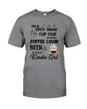 Coffee Lovin' 2304 Classic T-Shirt front
