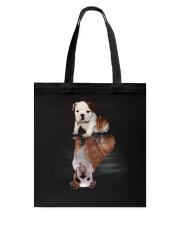 Bulldog Dream Tote Bag thumbnail