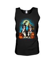 Gaea - Bernese Mountain Dog Halloween - 1608 - 14 Unisex Tank thumbnail