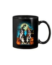 Gaea - Bernese Mountain Dog Halloween - 1608 - 14 Mug thumbnail