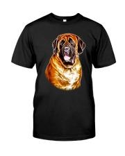 English Mastiff Light Classic T-Shirt front
