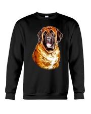 English Mastiff Light Crewneck Sweatshirt thumbnail