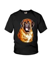 English Mastiff Light Youth T-Shirt thumbnail
