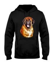 English Mastiff Light Hooded Sweatshirt thumbnail