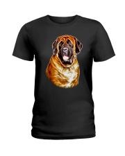 English Mastiff Light Ladies T-Shirt thumbnail